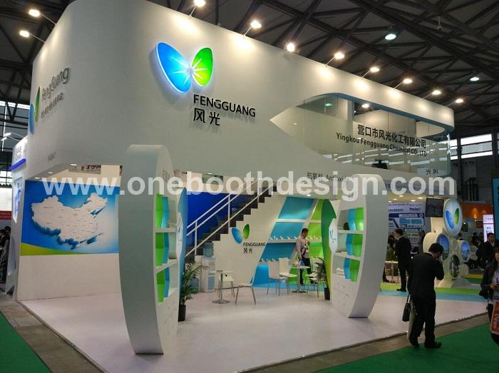 Chinaplas exhibition display stands