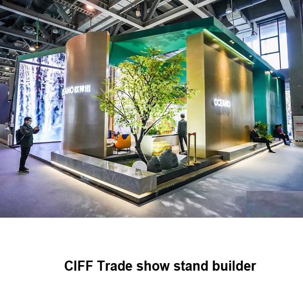 CIFF Exhibition stand design
