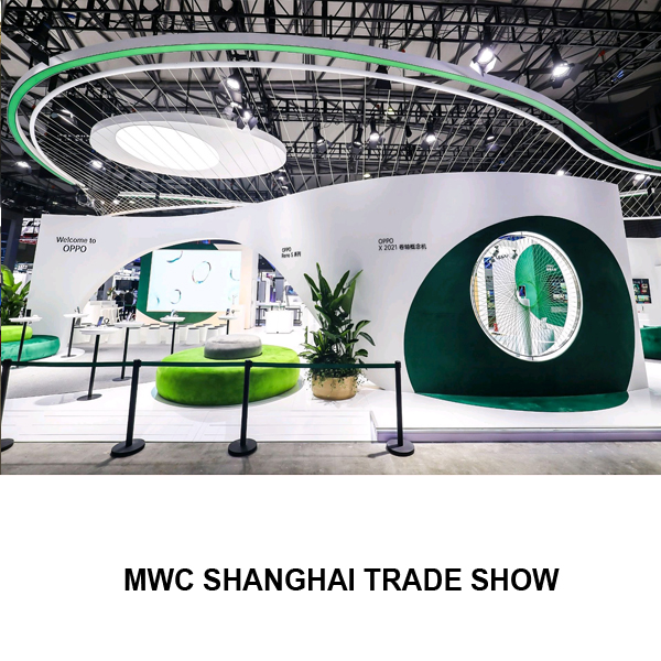 MWC Shanghai Exhibition Stand design