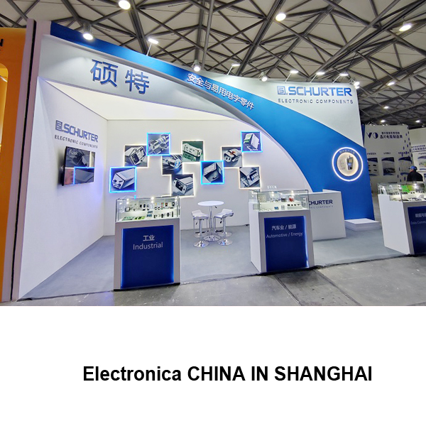 Electronica China trade show stand builder